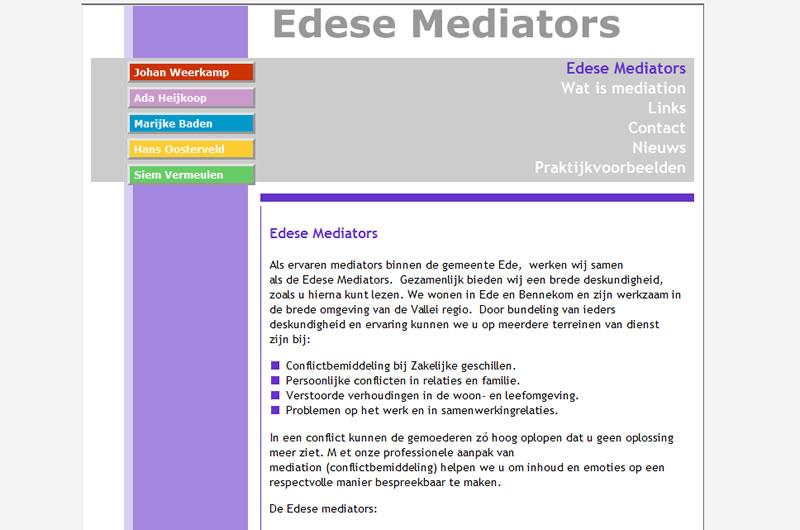 Edese Mediators