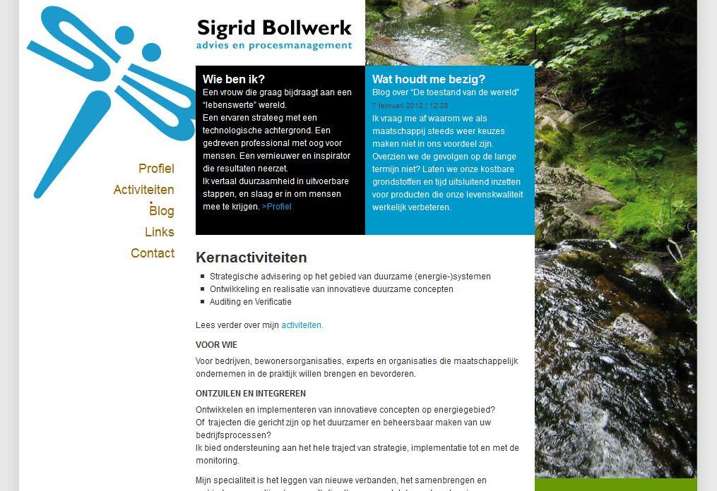 Nieuwe website: Bollwerk