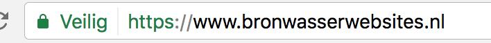 SSL certificaat en https